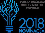 Nominacja do Polskiej Nagrody Inteligentnego Rozwoju