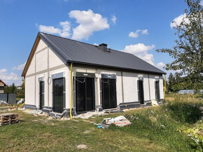 budowa domu hexa green